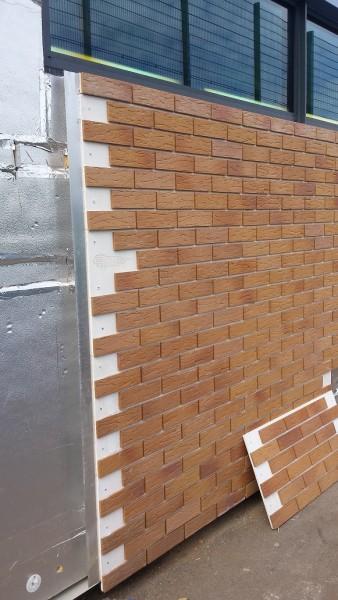 Pro Clad Panels Lbt Brick Amp Facades Ltd