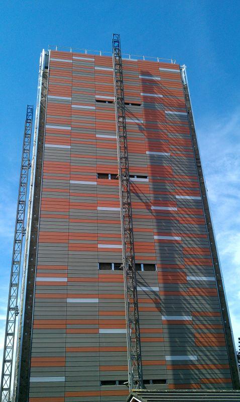 City South Manchester Housing Trust Hulme 2 Lbt Brick