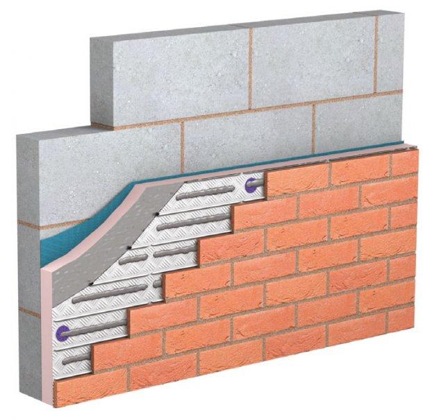 Wonderwall System Lbt Brick Facades Ltd